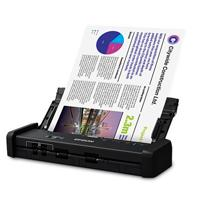 SCANNER EPSON DS-320, 25 PPM / 50 IPM, 600 DPI, 48 BITS, USB, PORTATIL