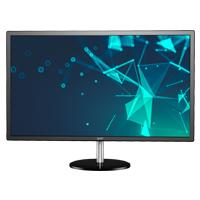 MONITOR LED GHIA HD / 19.5 PULGADAS / NEGRO / VGA / HDMI / BOCINAS INTEGRADAS