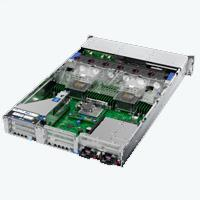 HPE  PROLIANT DL380 GEN10 INTEL XEON-S 4114 10-CORE (2.20GHZ 13.75MB) 32GB (1 X 32GB) DDR4 2666MHZ RDIMM 8 X HOT PLUG 2.5IN SFF SMART ARRAY P408I-A NO