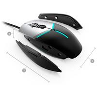 MOUSE GAMING ÓPTICO DELL ALIENWARE ELITE AW959 / ILUMINACION LED