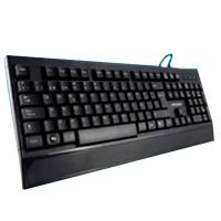 TECLADO ESTANDAR ALAMBRICO ACTECK USB COLOR NEGRO AC-916608