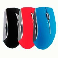 MOUSE  ACTECK INALAMBRICO USB COLOR AZUL AC-916554