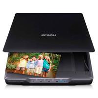 SCANNER EPSON PERFECTION V39, 4800 X 4800 DPI, 48 BITS, CAMA PLANA, USB, FOTOGRAFICO