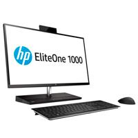 HP 1000 AIO G2 CORE I7 8700T 2.4GHZ 8TH 12MB 6CORES/8GB DDR4 2666GHZ/256GB SDD/27 LED 4K(3840X2160) NOTOUCH/WI-FI+BT/VPRO/WIN 10 PRO/ANTIVIRUS+2TB CLO