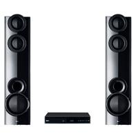 TEATRO EN CASA LG LHB675 (BLU-RAY 3D, CONTENIDOS EN LÍNEA, DVD, CD) 1,000 W 4.2 CH, HDMI, OPTICAL, BLUETOOTH, USB, WIFI, LAN, FM, COLOR NEGRO