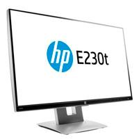MONITOR HP 23 ELITEDISPLAY E230T/RESOLUCION 1920 X 1080/TOUCH 10 POINTS/VGA-DP-HDMI-USB 3.0/VESA 100/3-3-3