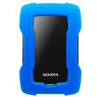 DISCO DURO EXTERNOERNO 2TB ADATA HD330 2.5 USB 3.2 SLIM CONTRAGOLPES AZUL WINDOWS/MAC/LINUX