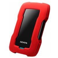 DISCO DURO EXTERNOERNO 2TB ADATA HD330 2.5 USB 3.1 SLIM CONTRAGOLPES ROJO WINDOWS/MAC/LINUX