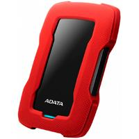 DISCO DURO EXTERNOERNO 1TB ADATA HD330 2.5 USB 3.1 SLIM CONTRAGOLPES ROJO WINDOWS/MAC/LINUX