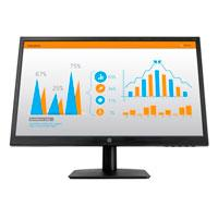 MONITOR LED HP 21.5 N223 RESOLUCION (1920 X 1080)/VGA-HDMI/VESA 100/3-3-3