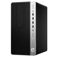 HP PRODESK 600 G4 MT CORE I7 8700 3.2GHZ 8TH 12MB 6CORES/8GB DDR4 2666MHZ1X8/1TB 7200RPM/DVDRW/WIN 10 PRO/VGA PORT/ANTIVIRUS2TB CLOUD/3-3-3