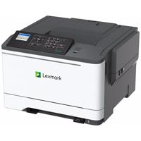 IMPRESORA LASER A COLOR LEXMARK CS521DN / HASTA 35 PPM / CICLO MENSUAL 85,000 PAGINAS / VOLUMEN MENSUAL 1,500 - 8,500 PAGINAS/ USB 2.0 DIRECTO,RED, RA