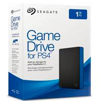 DISCO DURO EXTERNOERNO SEAGATE PS4 1TB 2.5 PUERTO USB SUPERSPEED 3.0 NEGRO