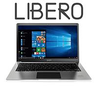 PORTATIL GHIA LIBERO E 14.1 PULG METAL-PLASTIC/ CELERON N3350/ 4GB /64GB EMMC / SLOT HDD 2.5/ HDMI/ WIFI/ BT/ W10 HOME