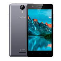 SMARTPHONE NEFFOS C5A TP703A21MX GRIS 3G 5 PULGADAS FWVGA 854X480 MTK MT6580M 4ARM CORTEX-A7 1.3GHZ 8GB ROM 1GB RAM CAMARA 2 MEGA-PIXEL FRONTAL Y 5 ME