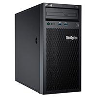 SERVIDOR LENOVO THINKSYSTEM ST50 XEON E-2104G 4 2C 3.2GHZ 65W / RAM 1X8GB / DD 1X1TB 7.2K SATA 3.5 NHS / DVD-RW / 1 X DP / 1X250W PS / SIN SO / GARANT