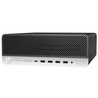 HP 705 G4 SFF RYZEN5-2600G,3.9GHZ 16MB 6CORES / RAM 8GB 2666 / HDD 1TB 7200RPM / DVDRW / WIN10PRO/NTRUSION SENSOR,/3-3-3