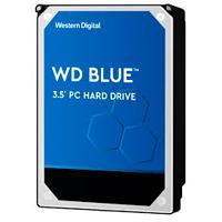 DD INTERNO WD BLUE 3.5 6TB SATA3 6GB S 256MB 5400RPM P/PC COMP BASICO