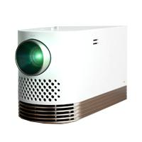 VIDEOPROYECTOR LG LASER HF80JA 2,000 ANSILUMENES FHD (1920X1080), HDMI USB BLUETOOTH RJ45 SINTONIZADOR TV, WEB OS SMART TV, 20,000 HRS, BLANCO