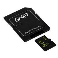 MEMORIA GHIA 16GB MICRO SD CLASE 10 CON ADAPTADOR