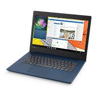 LENOVO IDEAPAD 330-14AST/A6-9225 2.60 GHZ/8G1X8GBDDR4 2133/1TB/WIFI/ NO DVD/WIN 10 HOME/14.0HD/COLOR MID NIGHT BLUE/ 1 AÑO EN CS