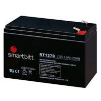 BATERIA SMARTBITT BATERIA 12V/7AH COMPATIBLE CON SBNB750, SBNB1200, SBNB1800, SBNB1200SI, SBNB2200PROII Y SBNB3200PROII