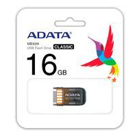 MEMORIA ADATA 16GB USB 2.0 UD230 NEGRO