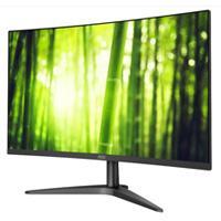MONITOR LCD LED CURVO AOC 27 / HDMI / VGA / ASPECTO 16:9 / TIEMPO DE RESPUESTA 4 MS / RESOLUCION 1920 X 1080 / BRILLO 250 CD/M2 / COLOR NEGRO / 60 HZ