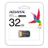MEMORIA ADATA 32GB USB 2.0 UD230 NEGRO
