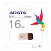 MEMORIA ADATA 16GB OTG USB 3.1/MICRO USB UC360 METALICA ANDROID