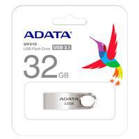 MEMORIA ADATA 32GB USB 3.1 UV310 METALICA