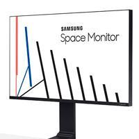 MONITOR LED SAMSUNG 27 WIDESCREEN WQHD 2,560 X 1,440 LS27R750QELXZX, NEGRO, 144HZ,  1 HDMI, SPACE