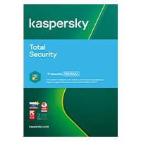 ESD KASPERSKY TOTAL SECURITY / 1 USUARIO / MULTIDISPOSITIVO / 1 AÑO / 1 CUENTA / DESCARGA DIGITAL
