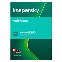 ESD KASPERSKY ANTI-VIRUS / 1 USUARIO / 1 AÑO / DESCARGA DIGITAL