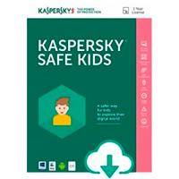 ESD KASPERSKY SAFE KIDS /1 USUARIO / 1 AÑO/ DESCARGA DIGITAL