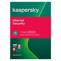 ESD KASPERSKY INTERNET SECURITY / 1 USUARIO / MULTIDISPOSITIVO / 1 AÑO / DESCARGA DIGITAL