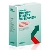 KASPERSKY ENDPOINT SECURITY FOR BUSINESS - SELECT / BAND N: 20-24 / EDUCATIVO / 1 AÑO / ELECTRONICO