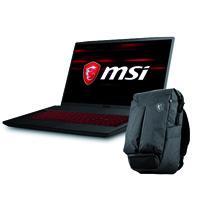 PORTATIL GAMER MSI CORE I7 8750H 2.2 - 4.1GHZ/16GB DDR4/1TB HDD+256 SSD/17.3 FHD/NVIDIA GTX1650 4GB/WIN 10 HOME