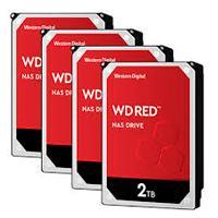 DD INTERNO WD RED 3.5 2TB SATA3 6GB/S 256MB 24X7 HOTPLUG P/NAS 1-8 BAHIAS