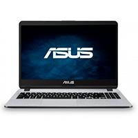 PORTATIL LAPTOP ASUS 15.6 HD/CORE I5 7200U/8GB/DD 1TB/HDMI/USB 2.0/USB 3.0/BLUETOOTH 4.2/WEB CAM/TECLADO NUMERICO/GRIS/WIN10 PRO