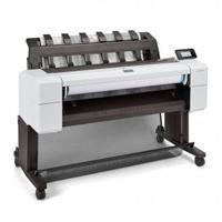 PLOTTER HP DESIGNJET T1600DR, 36 PULGADAS, 91 CM IMPRESORA,POSTSCRIPT PRINTER, 6 TINTAS (3EK13A)