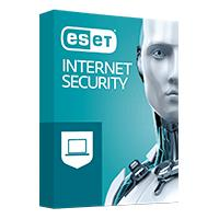 ESD ESET INTERNET SECURITY / 2 USUARIOS / 1 AÑO (ENTREGA ELECTRONICA)