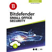 ESD BITDEFENDER SMALL OFFICE SECURITY / 5 PC + 1 SERVIDOR + 1 CONSOLA CLOUD / 3 AÑOS DE VIGENCIA (ENTREGA ELECTRONICA)