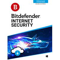 ESD BITDEFENDER INTERNET SECURITY / 1 USUARIO / 1 AÑO ENTREGA ELECTRONICA