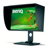 MONITOR LED BENQ 27 NEGRO SW271 PROFESIONAL, RESOLUCION 4K 3840 X 2160 HDMI 2.0, DISPLAY PORT