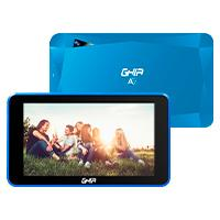 TABLET GHIA A7 WIFI/QUADCORE/A50/WIFI/BT/1GB16GB/0.3MP2MP/2000MAH/ANDROID 8,1 GO/AZUL