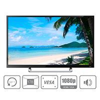 PANTALLA DAHUA  DE 32 PULGADAS PROFESIONAL PARA CCTV/ FHD/ PANEL GRADO INDUSTRIAL/ 24/7 / BRILLO 350 NITS/ 8 MS/ VGA / HDMI / DP/ ALTAVOCES