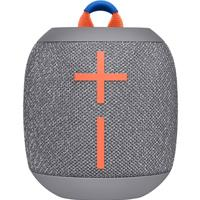 BOCINA ULTIMATE EARS WONDERBOOM 2 PORTATIL BLUETOOTH GRAY COMPACTA IP67 RESISTENTE AL AGUA, AL POLVO Y FLOTA