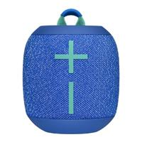 BOCINA ULTIMATE EARS WONDERBOOM 2 PORTATIL BLUETOOTH BLUE COMPACTA IP67 RESISTENTE AL AGUA, AL POLVO Y FLOTA