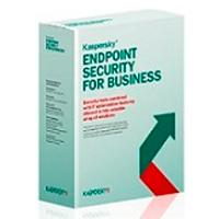 KASPERSKY ENDPOINT SECURITY FOR BUSINESS - SELECT / BAND T: 250-499 / BASE / 2 AÑOS / ELECTRONICO